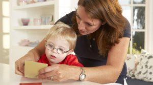 Sprachauffälligkeiten bei genetischen Besonderheiten